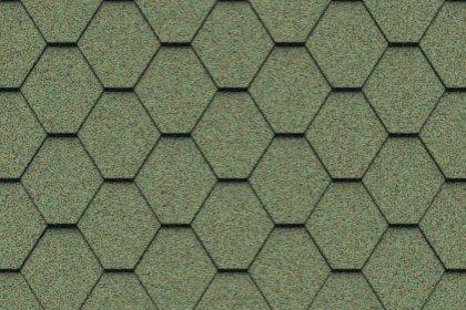 Картинка товара Мягкая кровля Икопал Плано Натур Зеленый лес