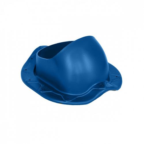 Картинка товара Проходной элемент ND для металлочерепицы Monterrey синий