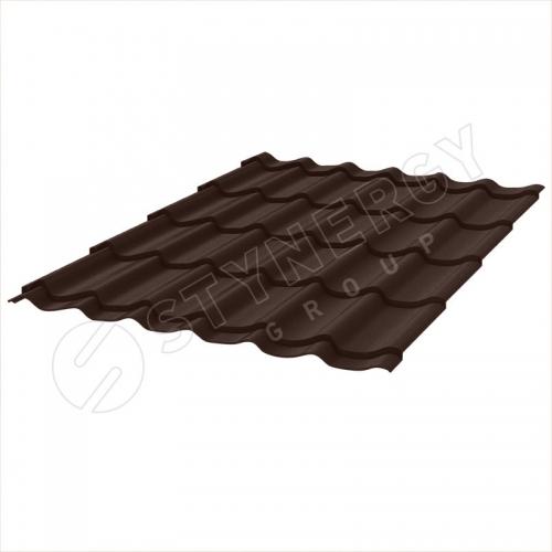 Картинка товара Металлочерепица СуперМонтеррей Стинержи Graphite45